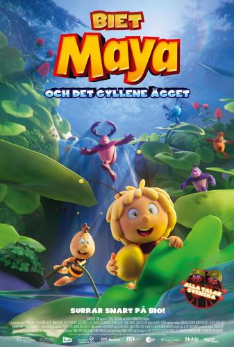Biet Maya och det gyllene ägget